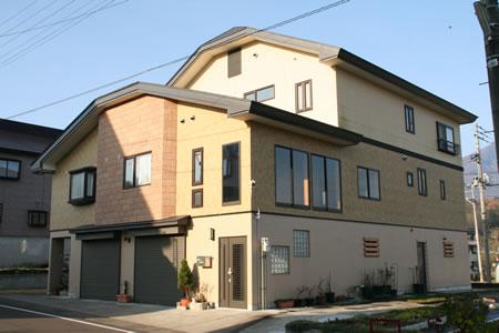 丸山工務店の家づくりの実績:夫婦円満、快適な家